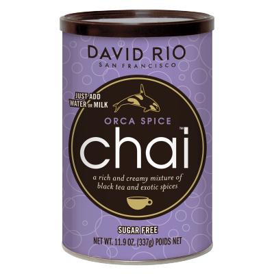 David Rio San Francisco Chai Orca Spice Zuckerfrei 337 g