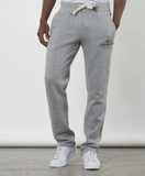 Brandon Jersey Pants Heather Grey Melange