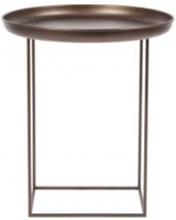 Duke Side Table, Small/Bronze