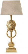 Lion Lamp Base, No 2