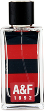 Abercrombie & Fitch 1892 Red Eau De Cologne Spray