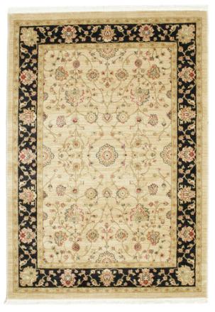 Farahan Ziegler - Beige matta 140x200 Orientalisk Matta