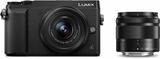 Panasonic Lumix DMC-GX80 + 12-32 + 35-100 Svart, P