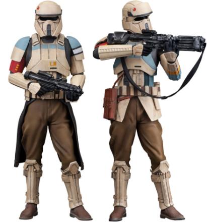 Star Wars Rogue One - Scarif Stormtrooper 2-Pack - Artfx+