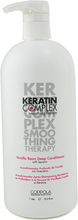 Keratin Complex Infusion Therapy Vanilla Bean Deep Conditioner