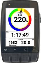 Stages Cycling Dash M50 GPS-Ajotietokone, black 2020 Tienavikointi