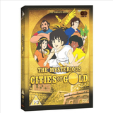 The mysterious cities of gold - hela serien på dvd