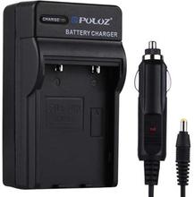 PULUZ® 2 in 1 batteriladdare för Canon LP-E12 batteri