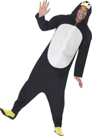 Kostume pingvin voksen - Vegaoo.dk