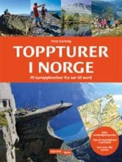 Toppturer i Norge; 99 toppturer fra sør til nord