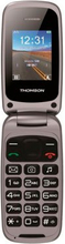 Mobiltelefon för seniorer Thomson 223169 1,8'' SMS USB Bluetooth Dual SIM Svart