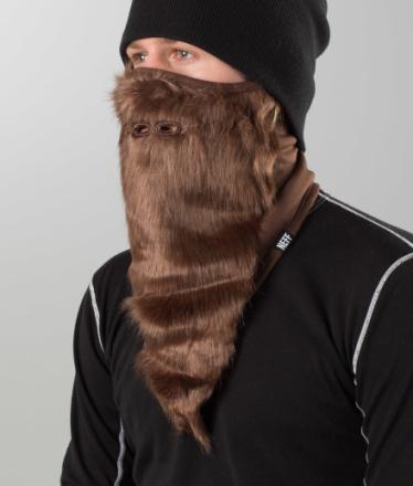 Neff Ansiktsmasker Bearded
