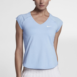 Nike Pure Top Hydrogen Blue/White L