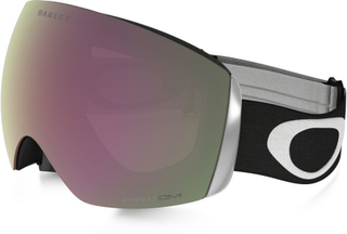 Oakley Flight Deck Snow Goggles Herre matte black w/ prizm hi pink iridium 2019 Goggles