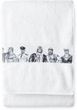 Fellows Handduk by Finlayson | Vit | 50 x 80 cm |