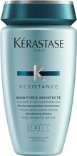 Kjøp Kérastase Resistance Bain Force Architecte, 250ml Kérastase Shampoo Fri frakt
