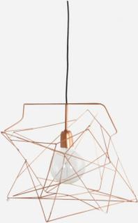 House Doctor Asymmetric Lampeskærm (Kobber)