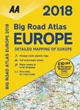 AA Big Road Atlas Europe