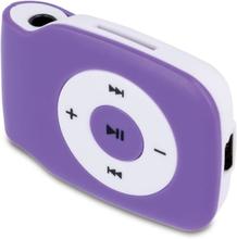Setty MP3-spelare inkl hörlurar, Lila