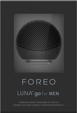 FOREO LUNA Go for Men -kasvoharja, For Men Foreo Kasvoharjat