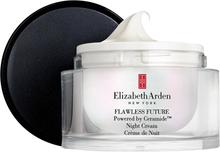 Osta Flawless Future, Night Cream 50 ml Elizabeth Arden Yövoiteet edullisesti