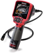 """Ridgid Micro CA-350X Inspektionskamera - med Wi-Fi och Bluetooth, 3,5"""" färgskärm"""