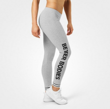 Better Bodies Gracie Leggings Greymelange - Tights