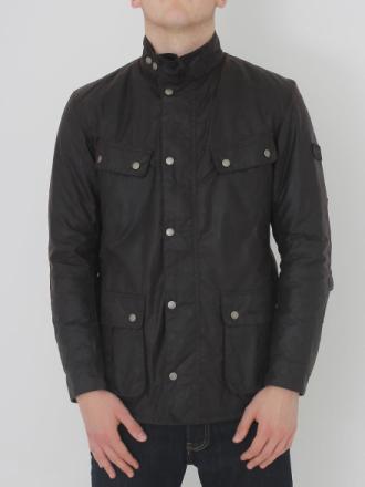 Barbour internasjonale hertug jakke - rustikk