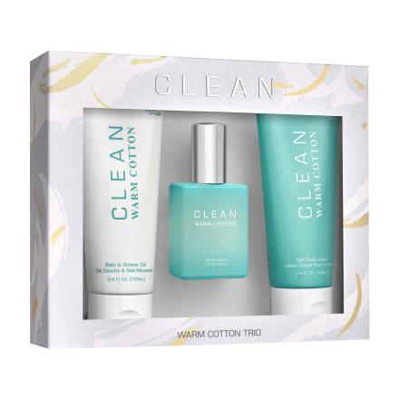 CLEAN Warm Cotton Trio