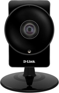 D-Link HD trådlös övervakningskamera för inomhusbruk , 180°, 720P, vit