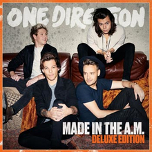 One Direction: Made in the A.M. 2015 (Deluxe)