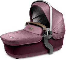 SilverCross Silver Cross - Wave Claret Carrycot - Claret