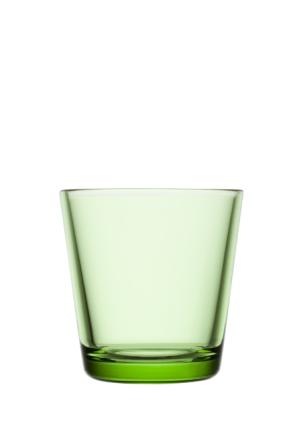 Iittala Kartio Glass Eplegrønn 2stk 21 cl
