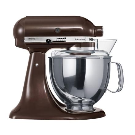 KitchenAid Artisan Kjøkkenmaskin Espresso - 4,8 + 3 liter