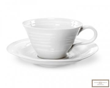 Sophie Conran kopp og skål hvit