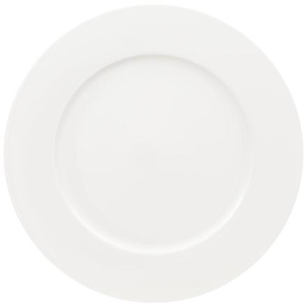 Villeroy & Boch White Pearl Buffet-/Gourmet plate, 30cm