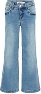NAME IT Svaj Jeans Kvinder Blå