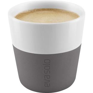 Eva Solo Espresso-krus 2stk Elefant Grå 80ml