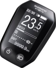 Shimano Steps SC-E6010 Imformation Display black 2020 Cykeldatorer med sladd