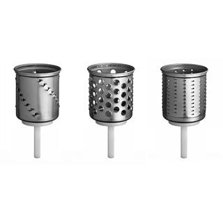 KitchenAid 3stk ekstra tromler til MVSA inkl. mandelrivjern