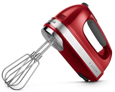 KitchenAid P2 Håndmikser Rød
