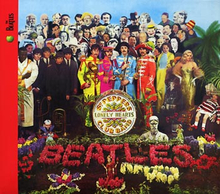 "Beatles;Sgt Pepper""'s Lonely... 1967 (2009/Rem)"