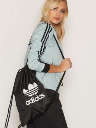 Ryggsekker - Svart Adidas Originals Gymsack Trefoil