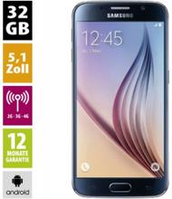 Samsung Galaxy S6 (32GB) - black-sapphire