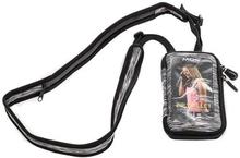 Pro Zip Wallet Phonebag L-XL Black Streaks