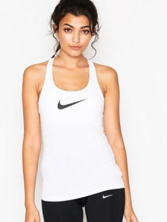 Topp Tight Fit - Hvit Nike Pro Cool Tank