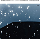 Gustavsen Tord/Simin Tander;What was said 2016