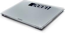 Soehnle badevægt Style Sense Comfort 600 200 kg sølvfarvet 63864