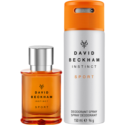Instinct Sport Duo, 30ml David Beckham Herr