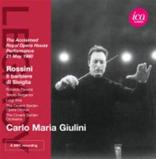 Rossini;Il Barbieri Di Siviglia
